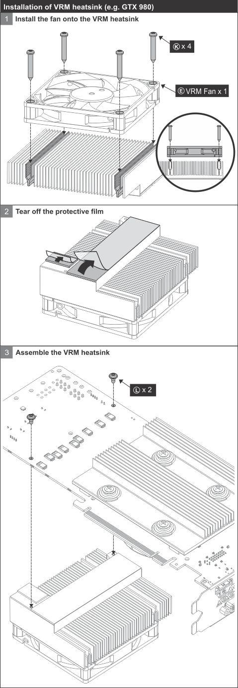 Accelero Hybrid III-120